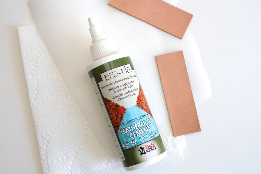 Лайфхак: как сшить кожу