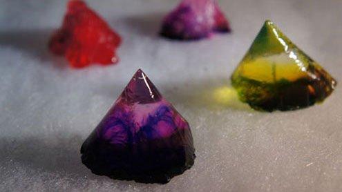Жидкие кристаллы своими руками