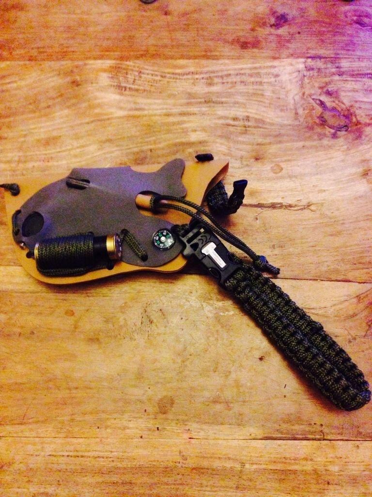 Ножны для ножа своими руками