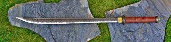 Варварский меч своими руками