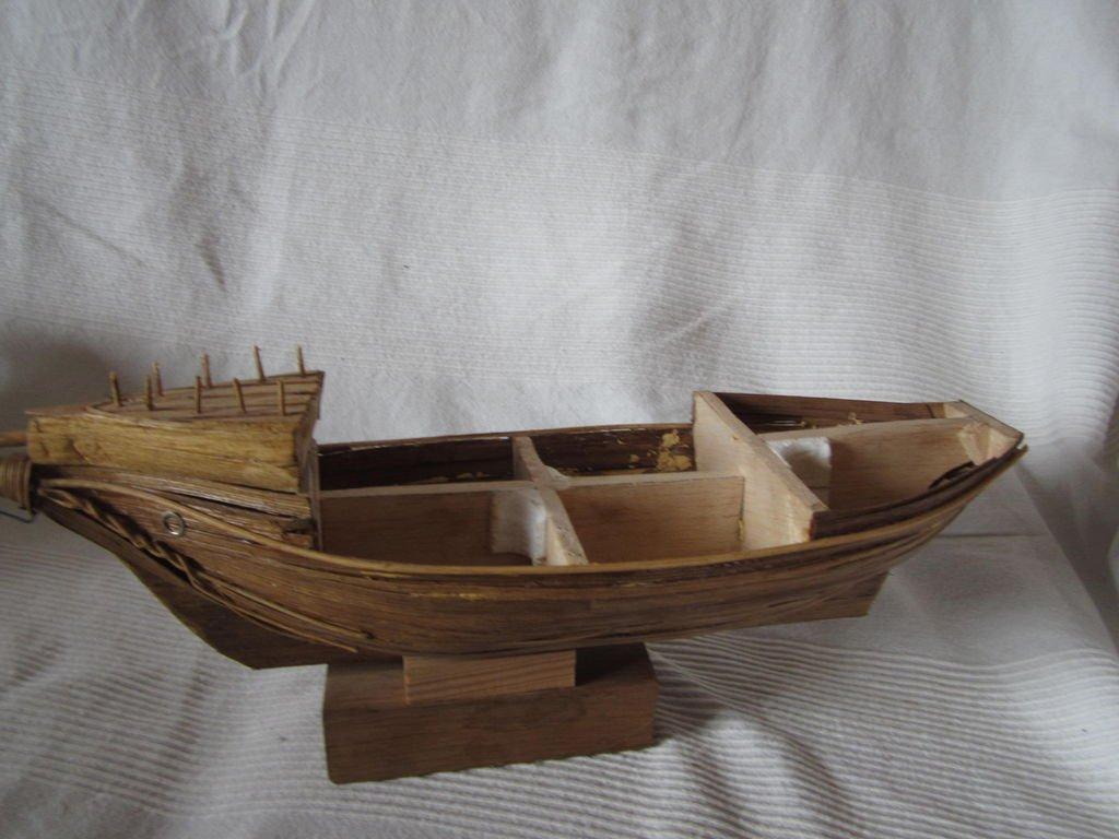 Модель корабля своими руками