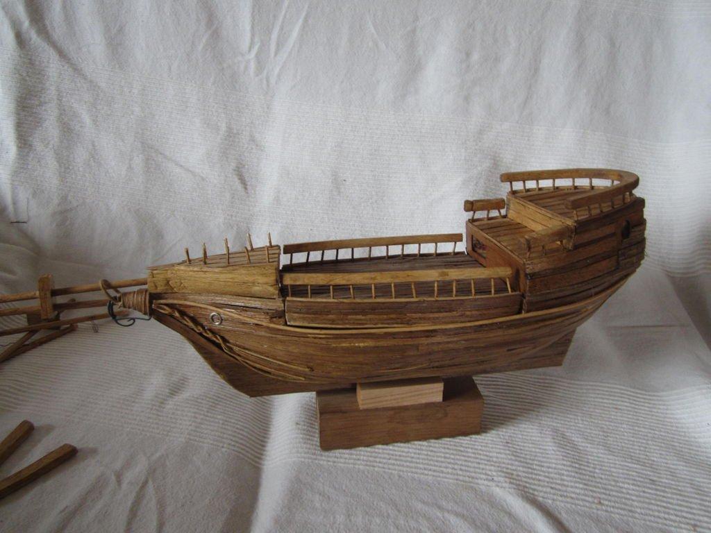 Корабль из фанеры своими руками фото 856