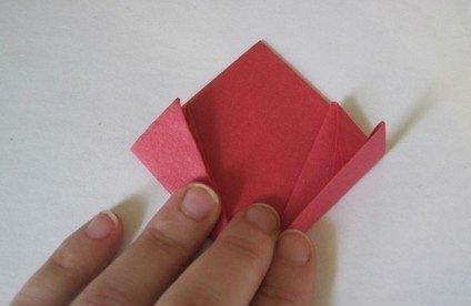 Кусудамы из бумаги своими руками