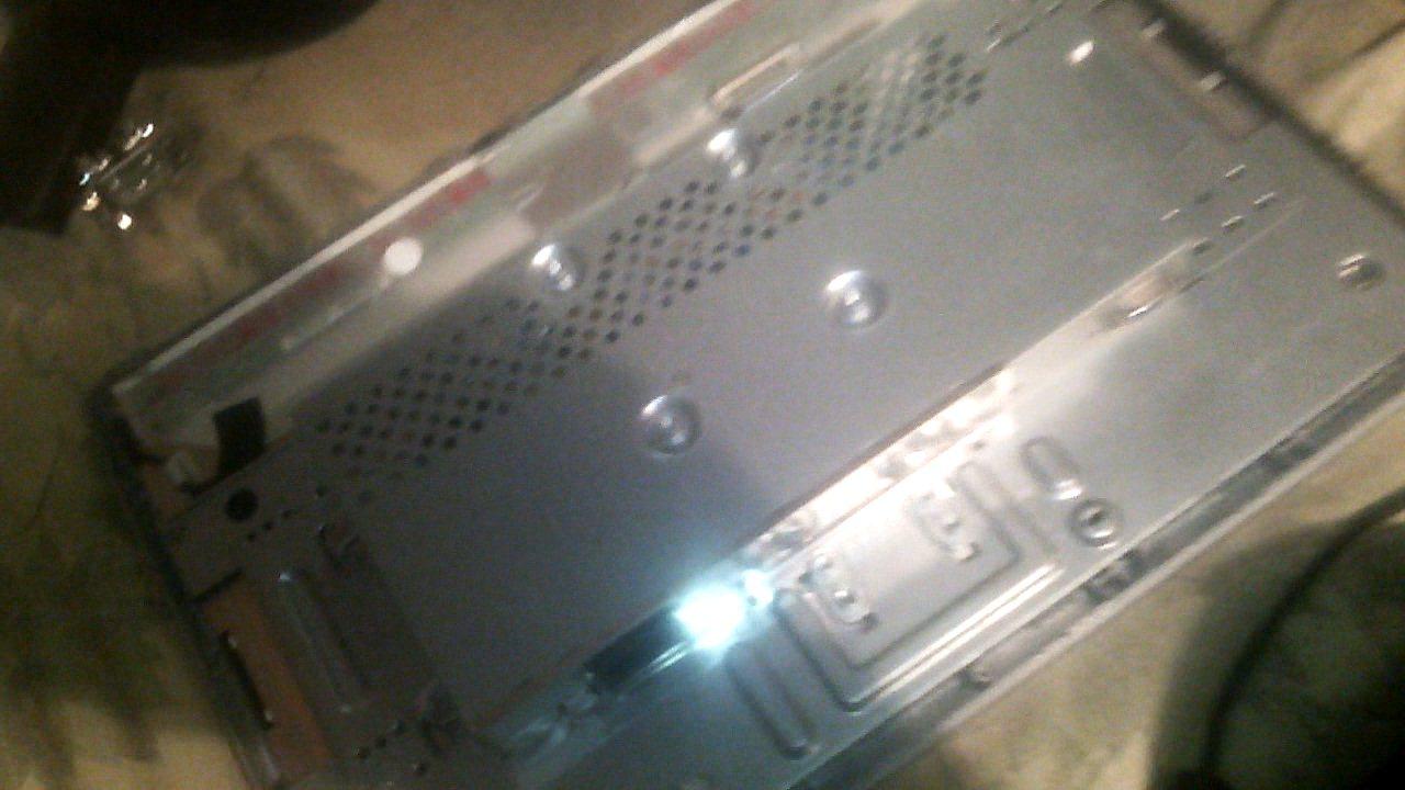 Портирование камеры от ноутбука в ЖК монитор