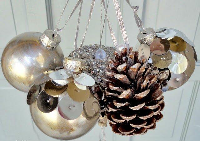 Идеи самодельных новогодних игрушек на елку