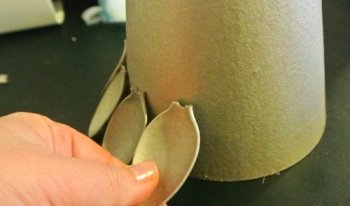 Четыре самодельные декоративные елочки своими руками
