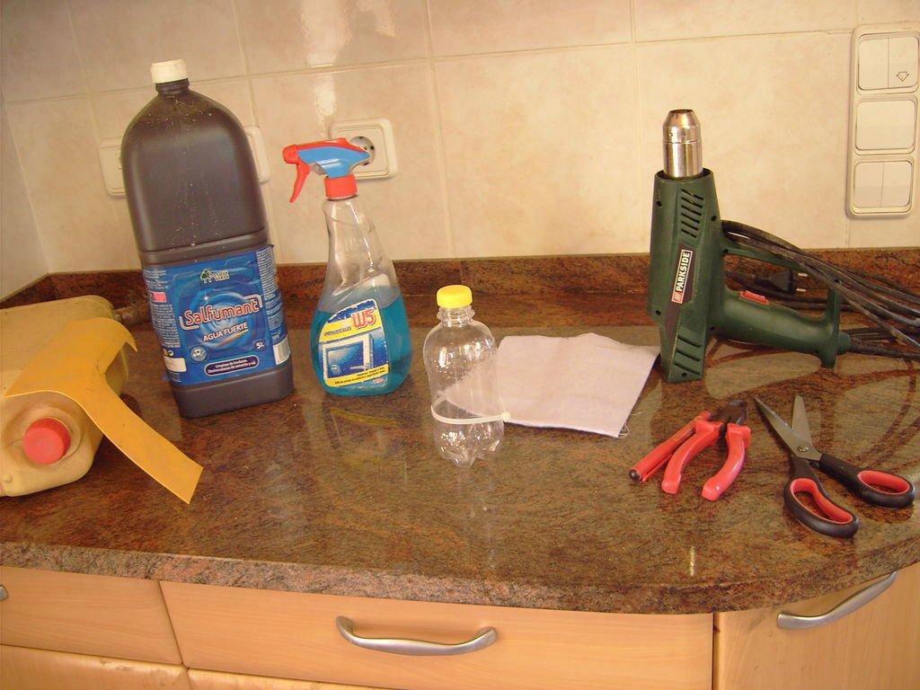 Чистящее и ароматическое средство для унитаза своими руками