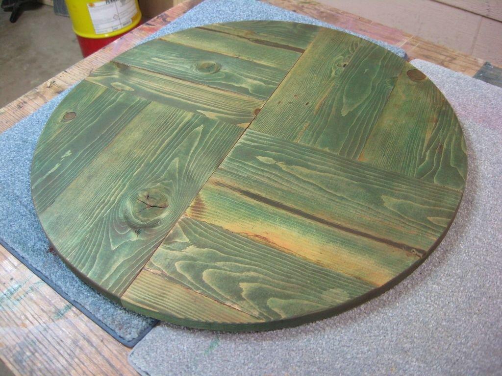 Оригинальный кофейный столик своими руками