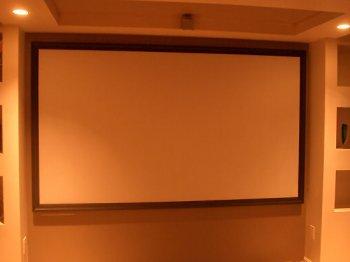 Как сделать экран для проектора своими руками