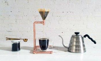 Простая кофеварка своими руками