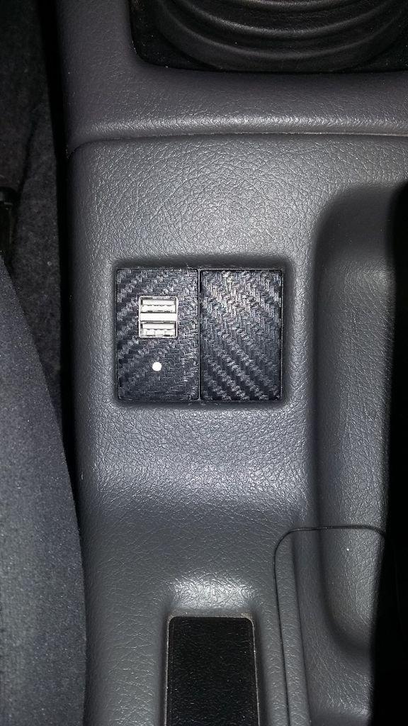 Автомобильная USB-розетка своими руками