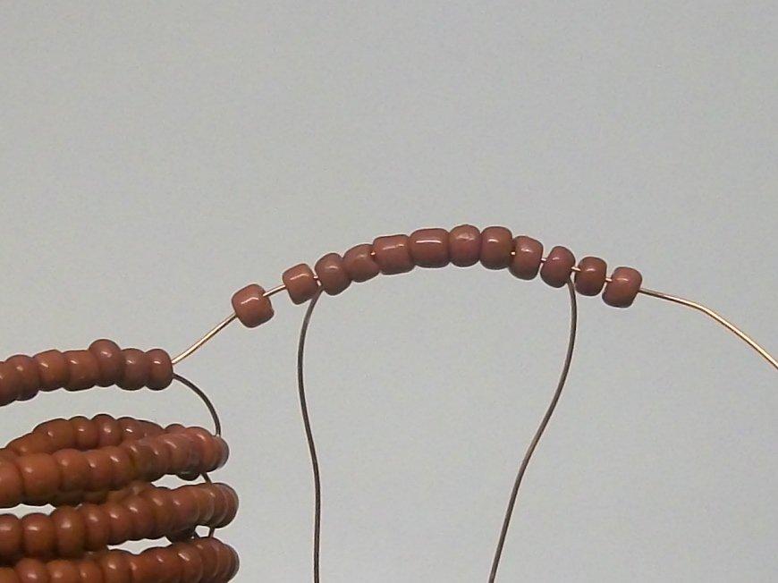 Сова из бисера своими руками
