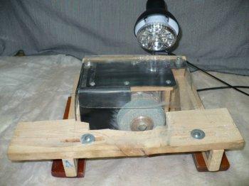 Самодельный наждак-точило из мотора для стиралки