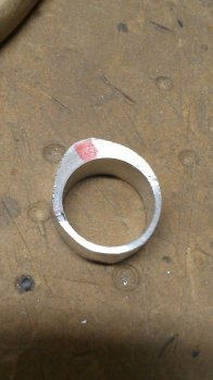 Кольцо с нуля своими руками