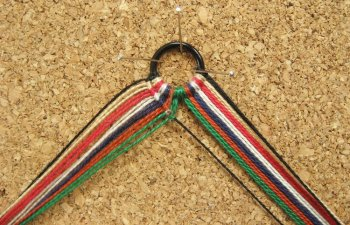 Фенечки из мулине
