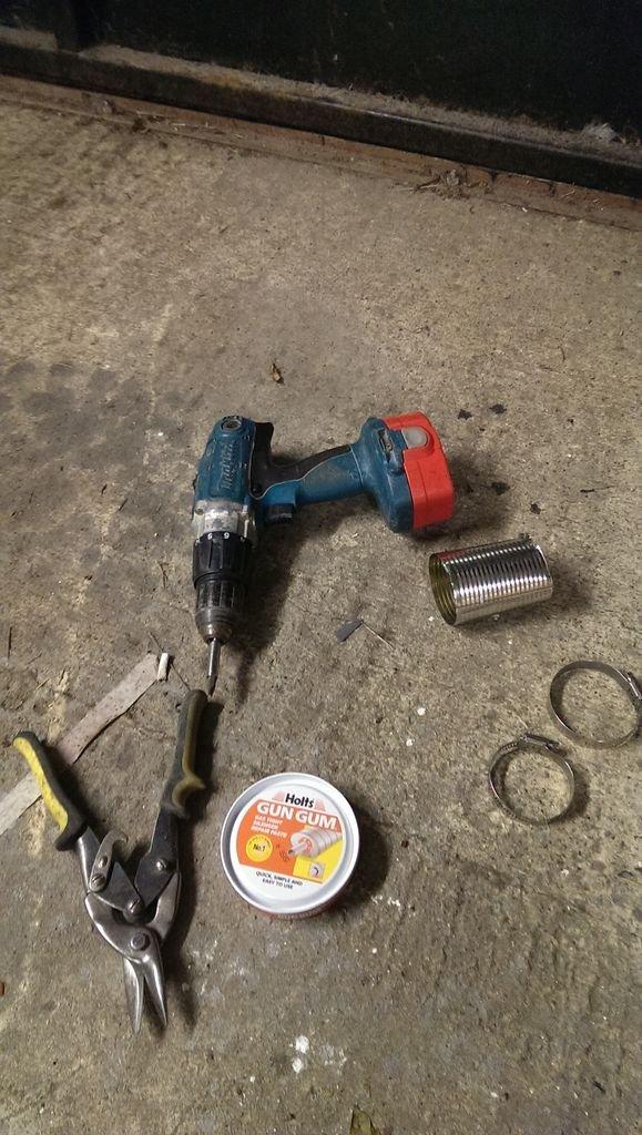 Как отремонтировать глушитель своими руками
