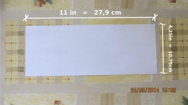 Бумеранг из бумаги своими руками