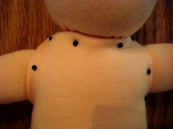 Как сшить куклу своими руками
