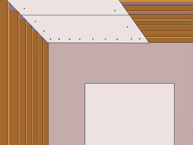 Как установить потолок из гипсокартона своими руками