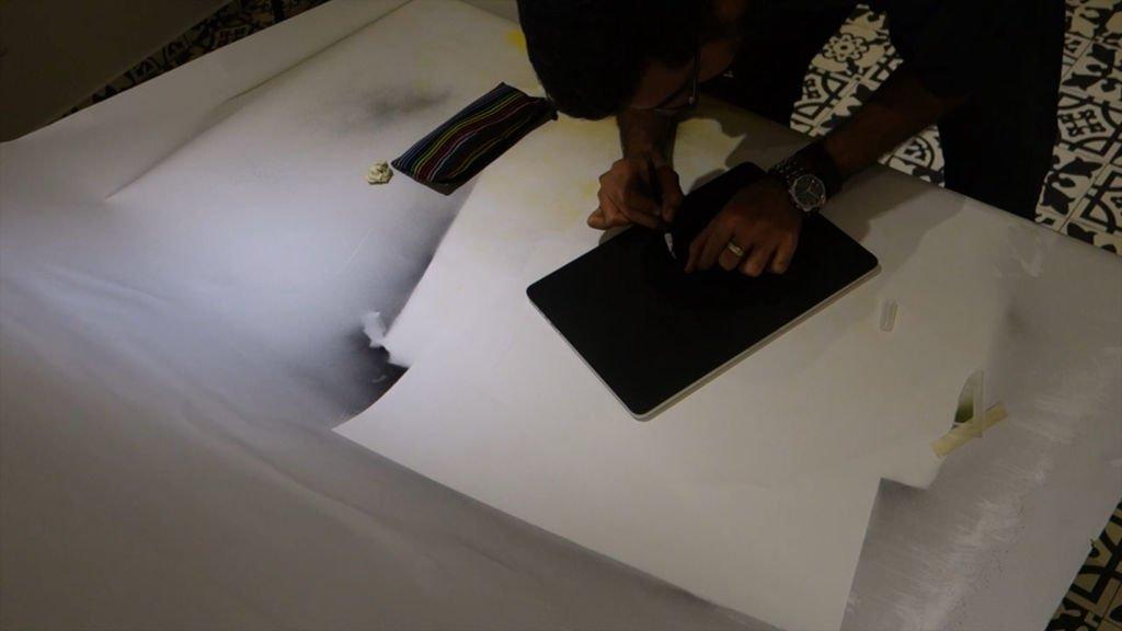 Как покрасить ноутбук своими руками