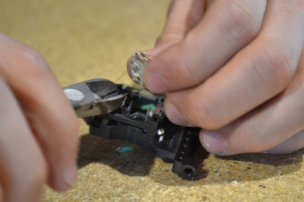 Микроскоп для смартфона своими руками