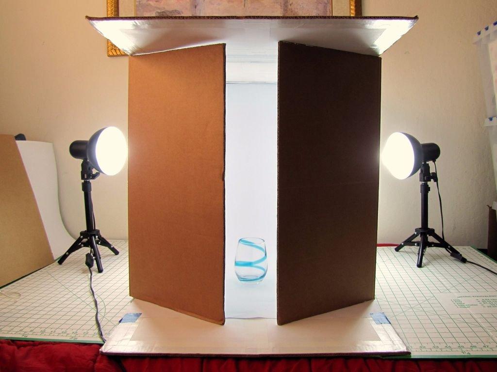 Освещение для фото в домашних условиях