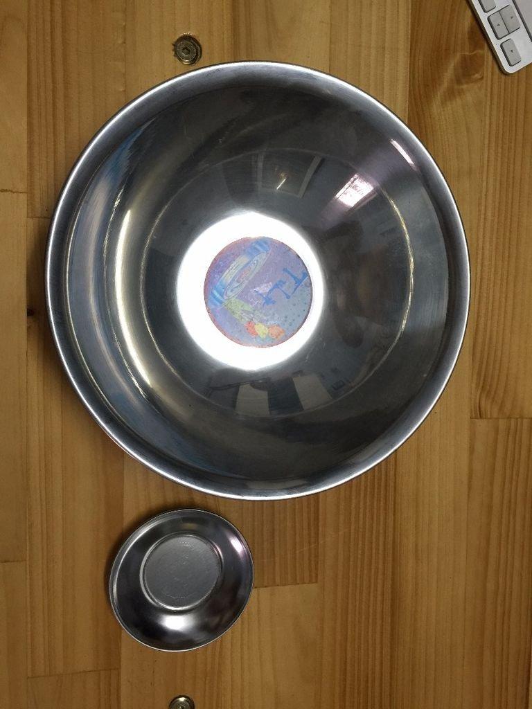 Светоотражатель из тарелки своими руками