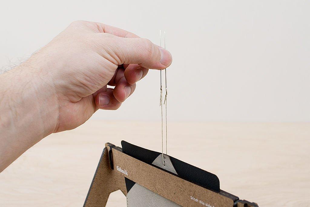 Кошелек для кредитных карт своими руками