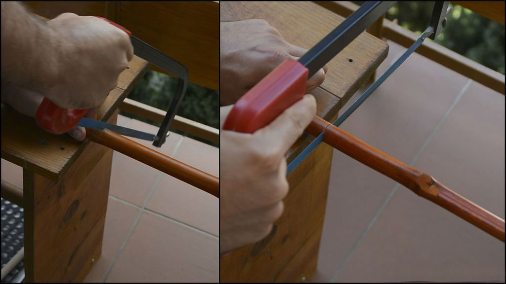 Палка для селфи своими руками