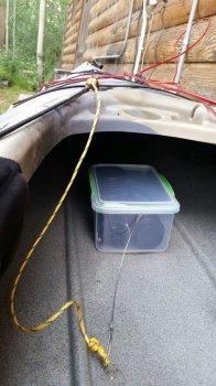 Водонепроницаемая камера хранения для лодки своими руками