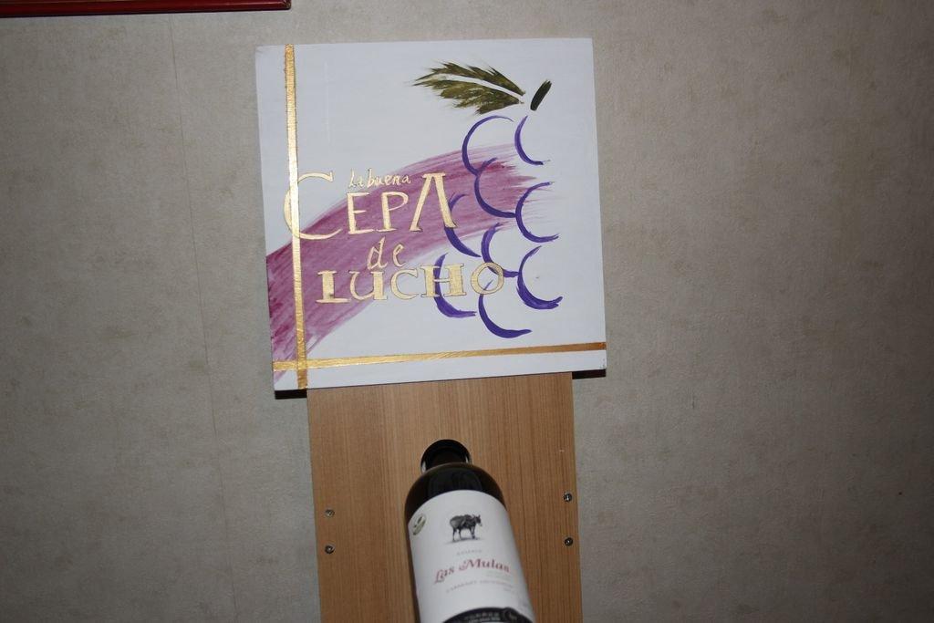 Вертикальный шкаф для вина своими руками