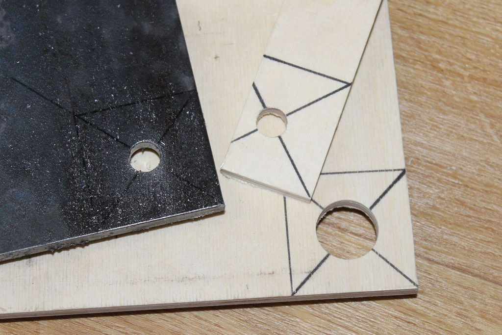 Оригинальный журнальный столик своими руками