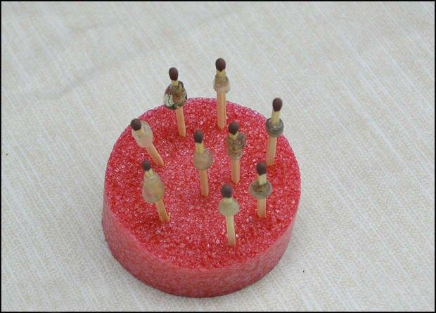Портативные мини-палочки горячего клея
