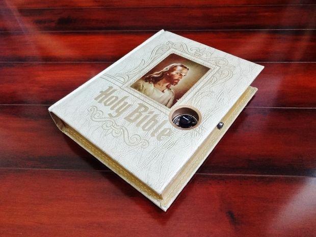 Книга-сейф своими руками