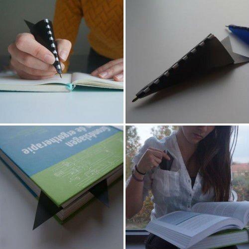 Ручка-закладка своими руками