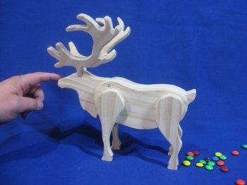 Новогодний диспенсер для конфет своими руками