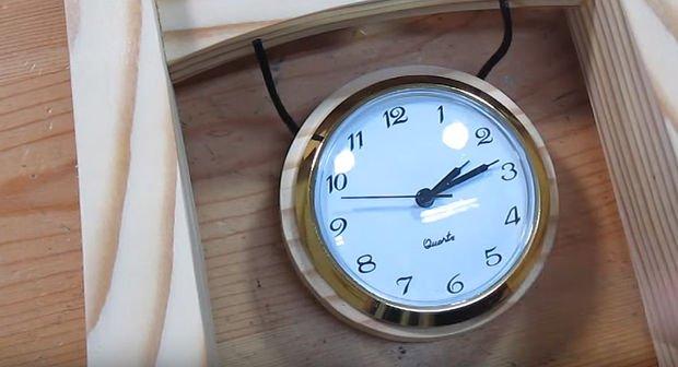 Часы в китайском стиле своими руками