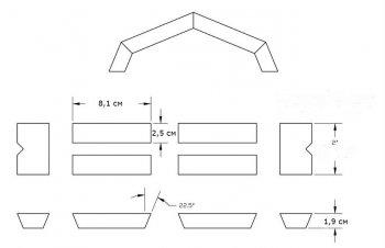 Вертикальная подставка для гаджетов своими руками