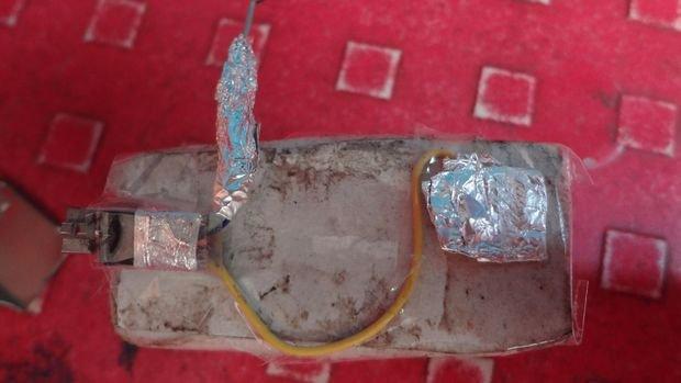 Мини-робот из зубной щетки своими руками