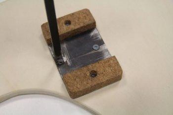 Подставка для работы с компьютерной мышью