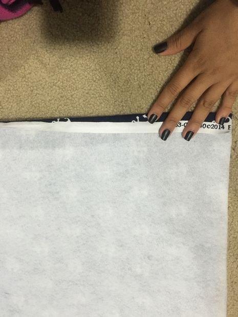 Чехол из ткани для ноутбука своими руками