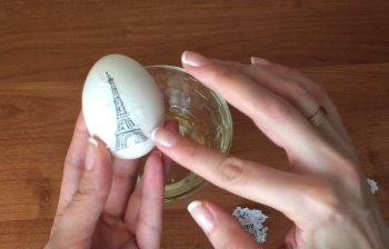 Декор пасхальных яиц своими руками