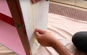 Детский книжный шкаф своими руками