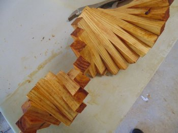 Декоративный тейл-спиннер своими руками