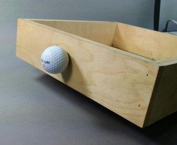 Полезные самоделки из мячика для гольфа