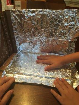 Солнечная батарея для подогрева воды своими руками