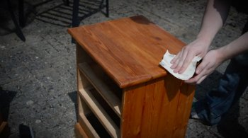 Восстановление мебели своими руками