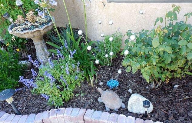 Декоративные ветки для дома и сада своими руками