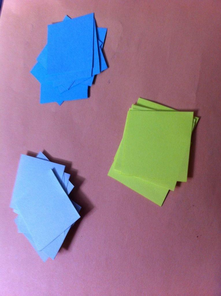Оригами браслет своими руками
