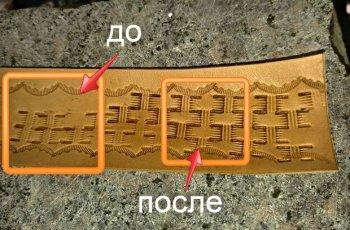 Гранитная плитка для тиснения кожи своими руками